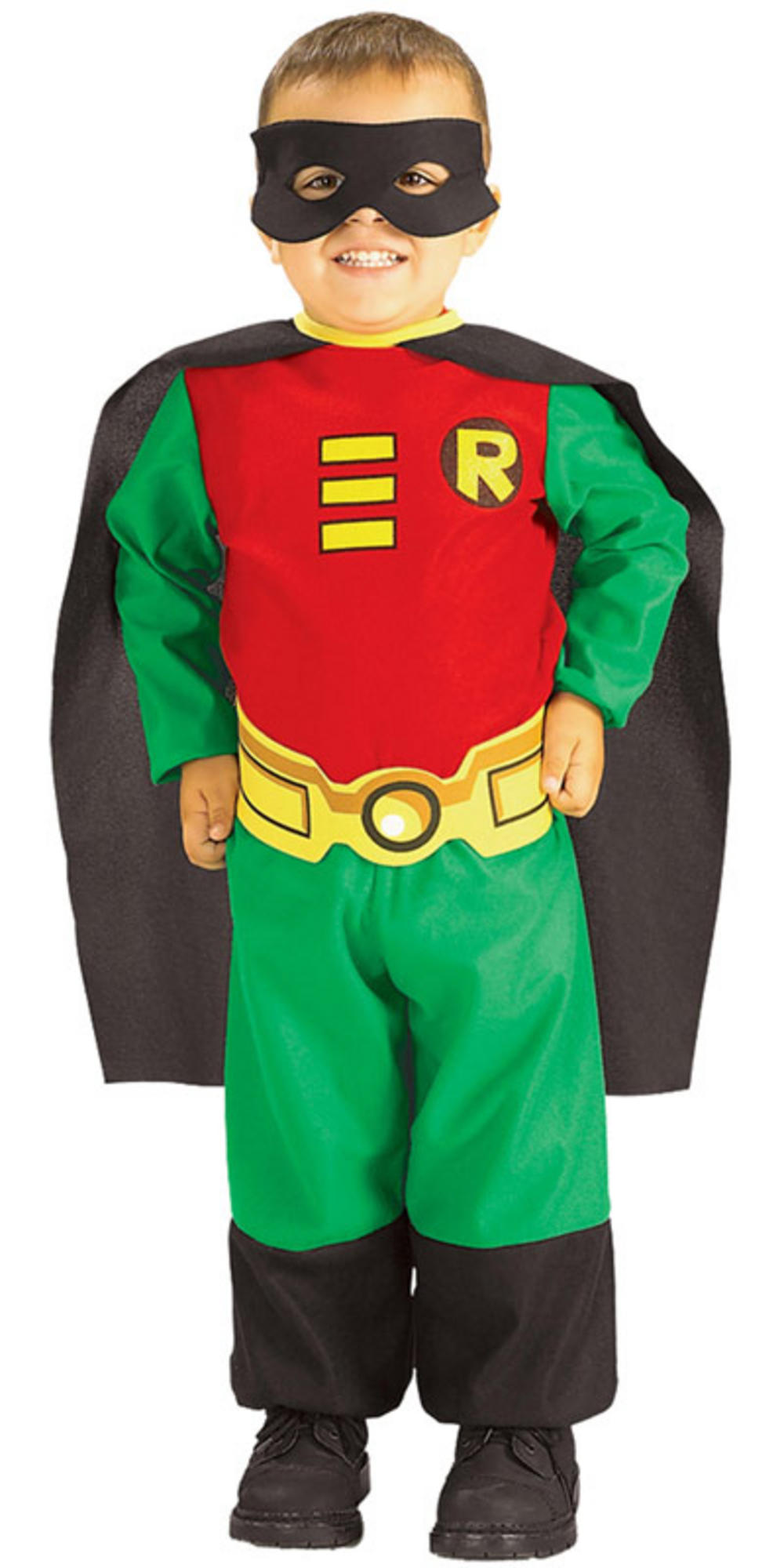 Robin Superhero Infant Baby Toddler Fancy Dress Halloween Costume