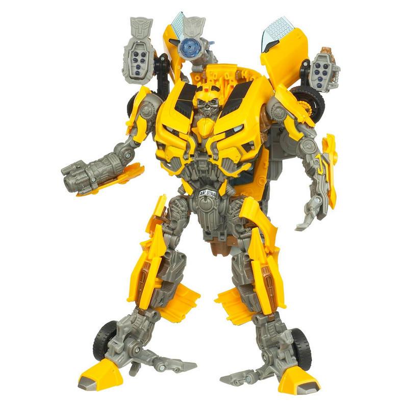 Transformers 3 Dark Of The Moon Bumblebee Autobot Robot ...