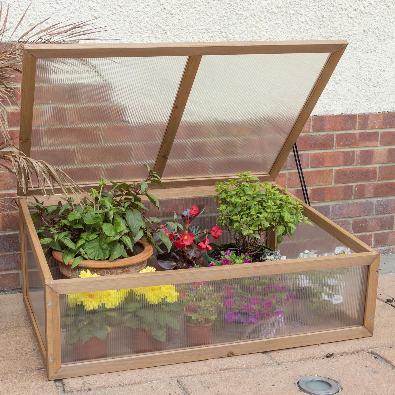 Vegetable Grow Box Construction