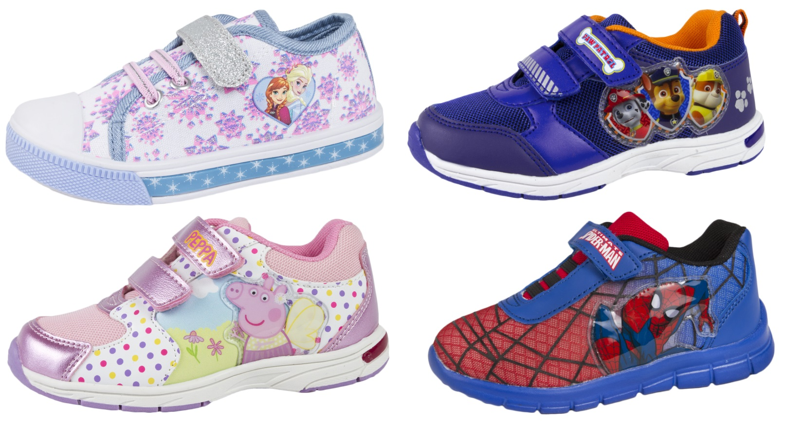 Character Light Shoes