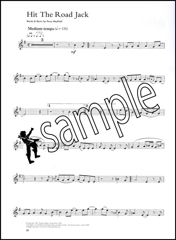 Baritone Sax fingering Chart