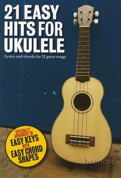 Beatles Ukulele Chord Books