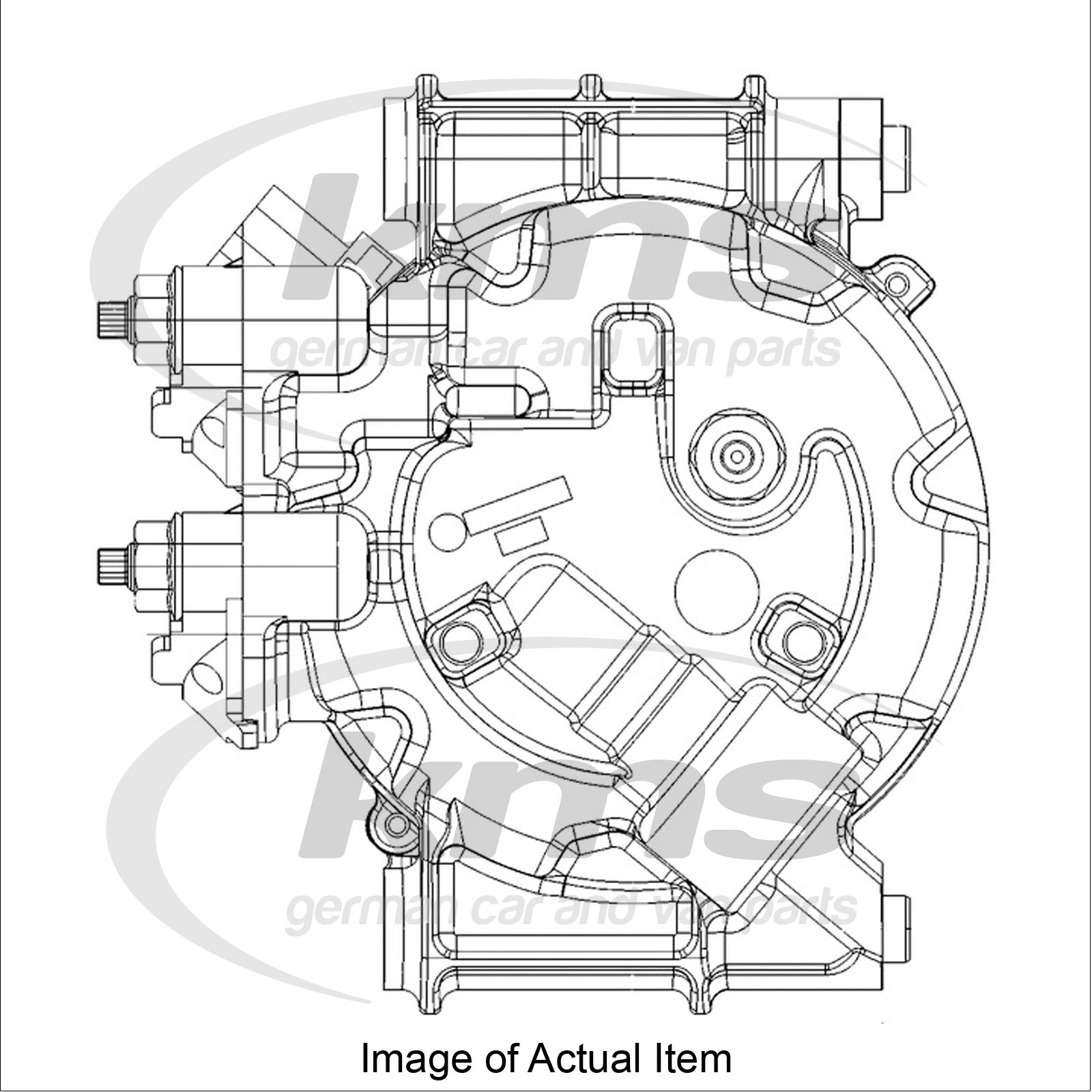 Sentinel new genuine hella air conditioning pressor 8fk 351 334 441 top german quality