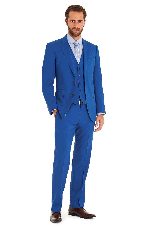 Navy Men Blue Suits