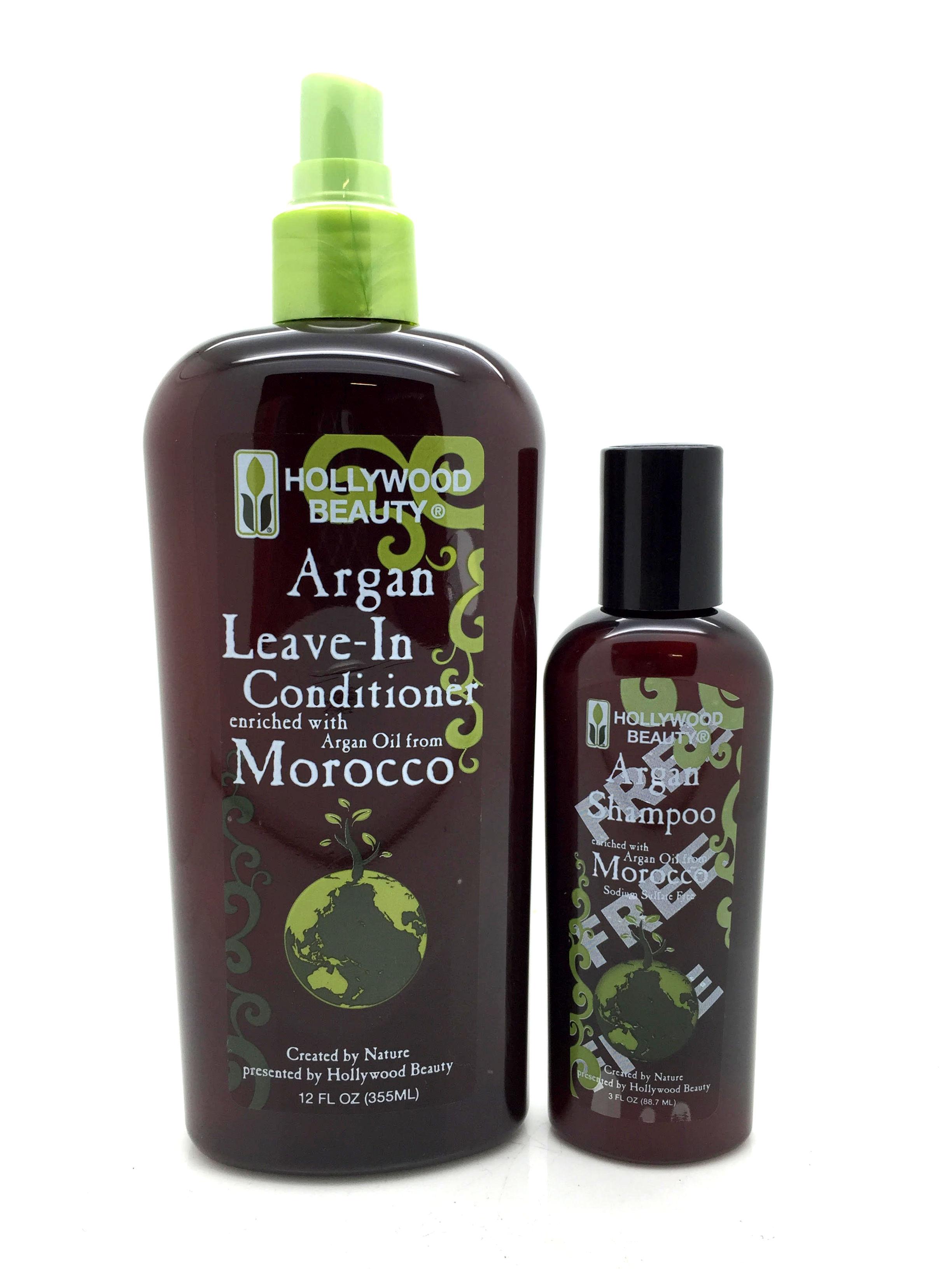 Argan Shampoo And Conditioner Marshalls