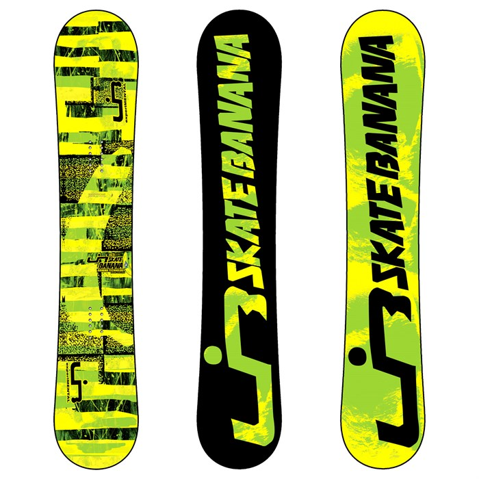 Skate Lib 2012 Tech Banana