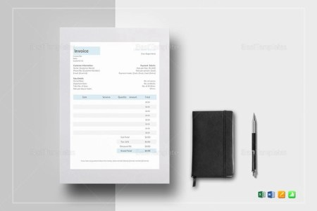 13  Hotel Invoice Examples   Samples Hotel Invoice Template