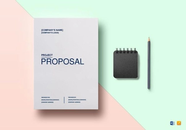 44  Project Proposal Examples   PDF  Word project proposal template in ipages