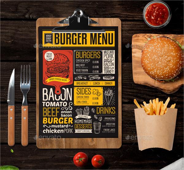 Examples Restaurant Descriptions