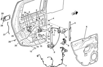 cadillac dts sunroof drain diagram imageresizertoolcom
