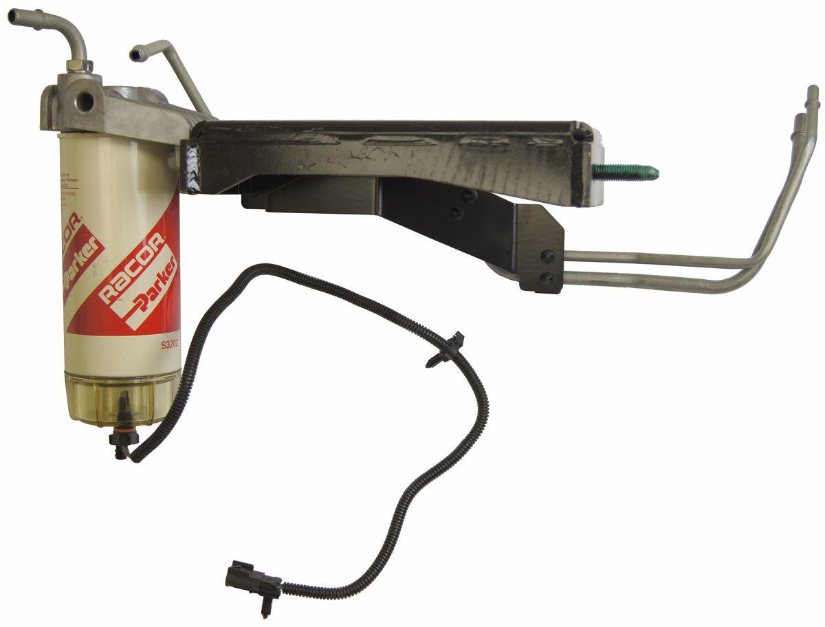 2004 Duramax Fuel Filter Bracket