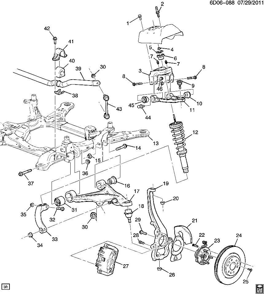 Diagram of 2004 hummer parts