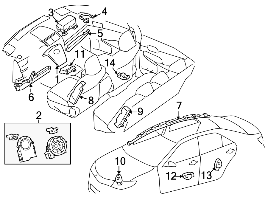 Toyota Camry Altise Fuse Box