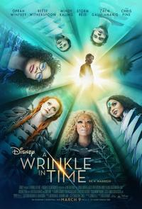 A Wrinkle in Time   Fandango A Wrinkle in Time Movie Poster