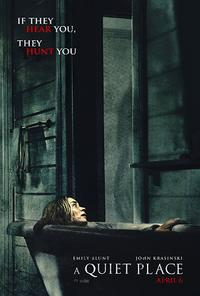 A Quiet Place   Fandango A Quiet Place Movie Poster