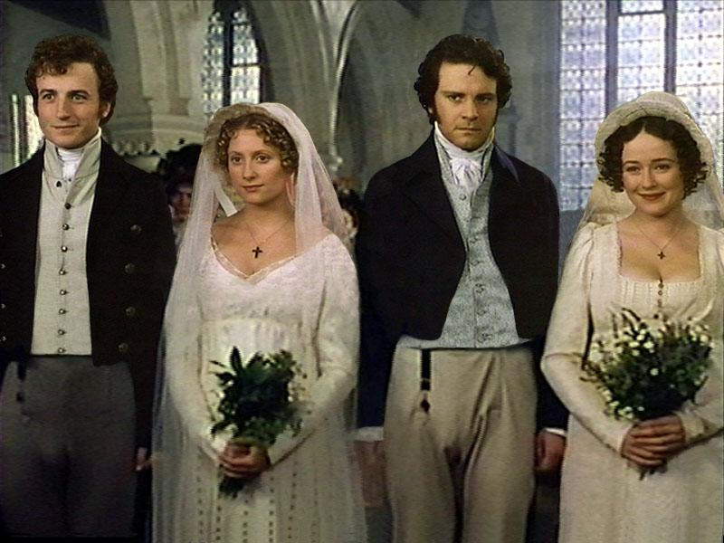 Zombie Wedding Attire