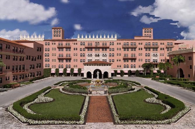 And Resort Club Boca Raton