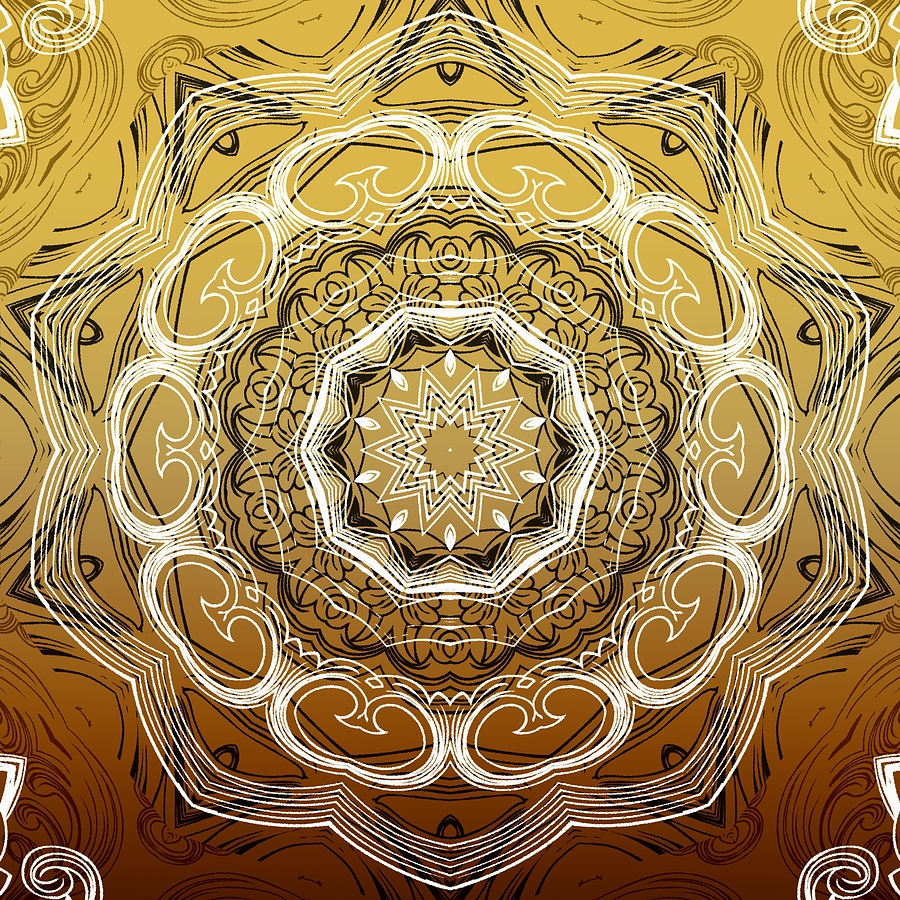 Funky Decorative Wall Medallions Composition - Art & Wall Decor ...
