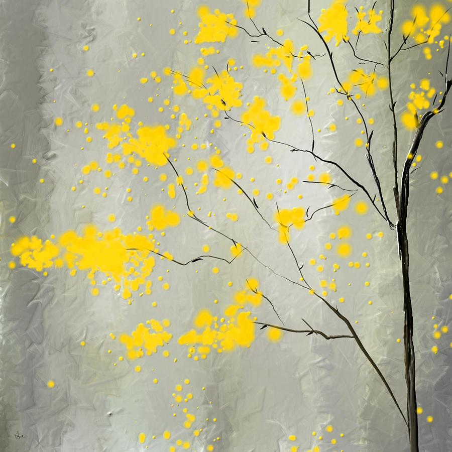Yellow And Grey Bathroom Decorating Ideas