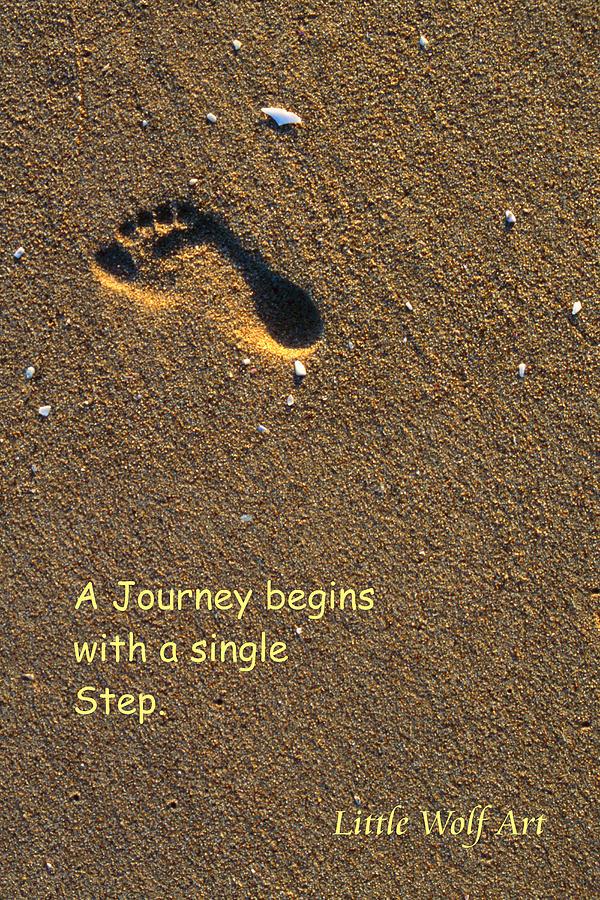 Facebook Poem Footprints