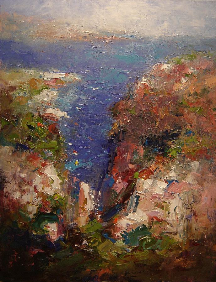 Bright Light Painting