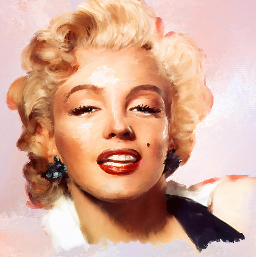 Marilyn Monroe Home Decor