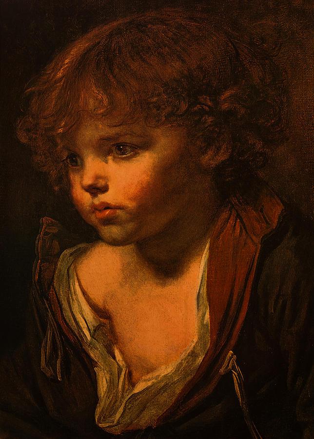 Baptiste Painting Jean Greuze