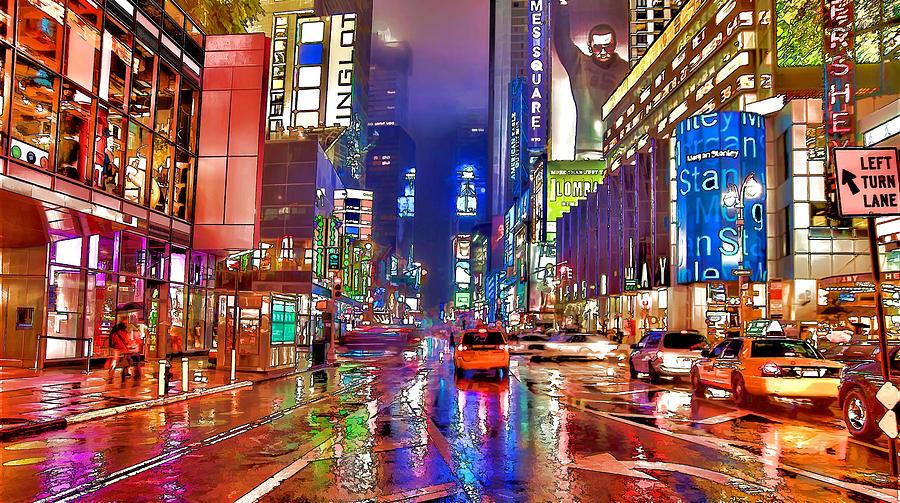 Times Square New York City Wallpaper Hd