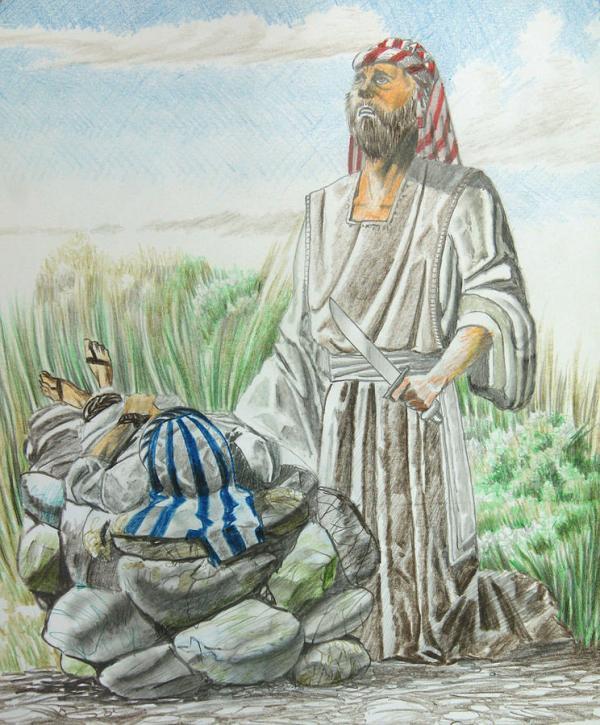 abraham and isaac # 78