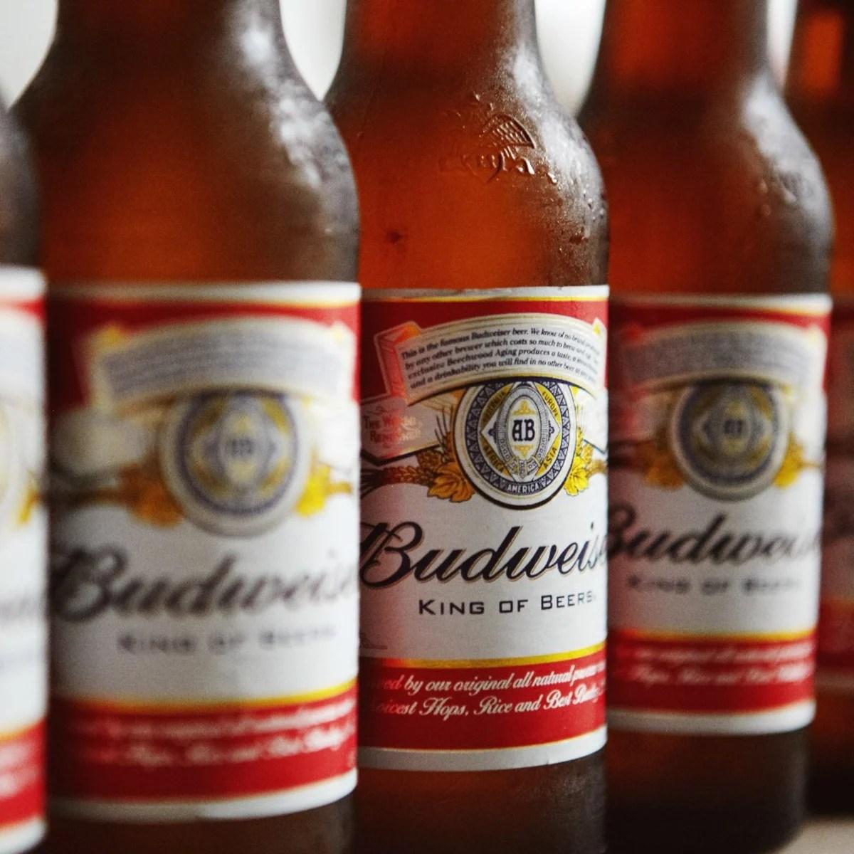 budweiser beer calories - HD1200×1200
