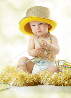 The History of the New Year s Baby   Fit Pregnancy and Baby