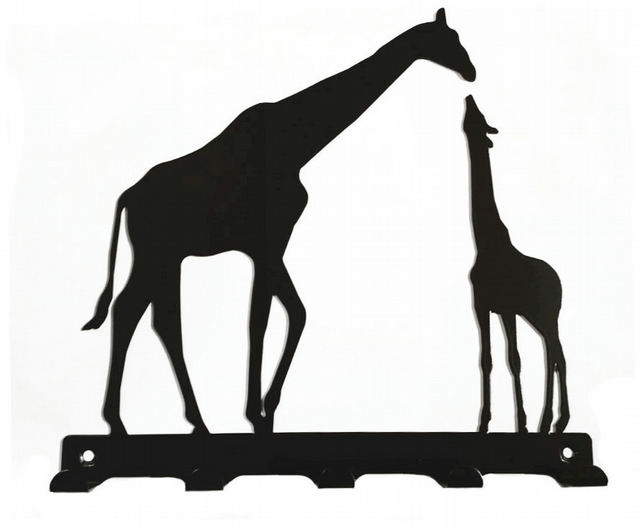 Mother Giraffe Clip Art