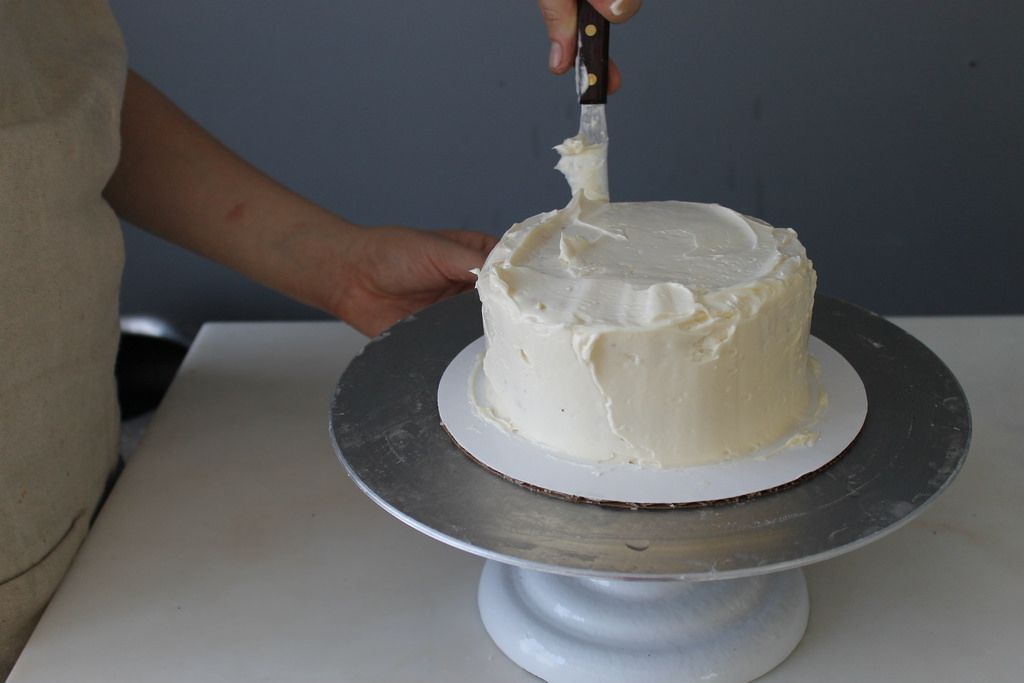 How to Make Your Own Wedding Cake from Scratch   Part 3     How to Make a Wedding Cake Part 3