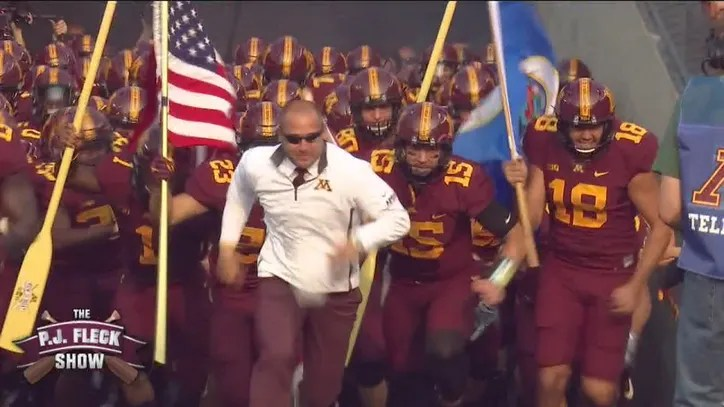 Pj Fleck Gophers Reach Agreement On 7 Year Contract