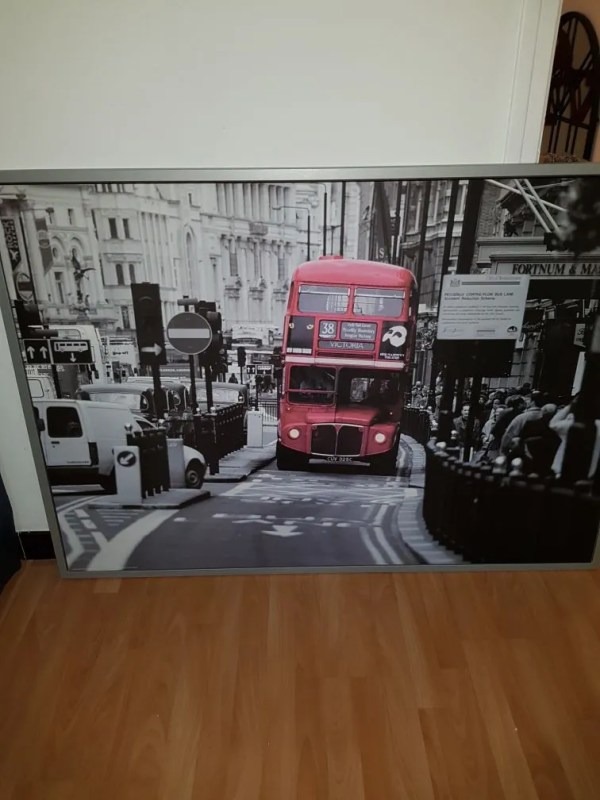 ikea pictures london bus # 31