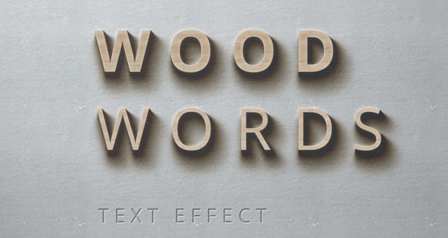 10 Free Psd Wooden Text Effects Free Amp Premium Creatives