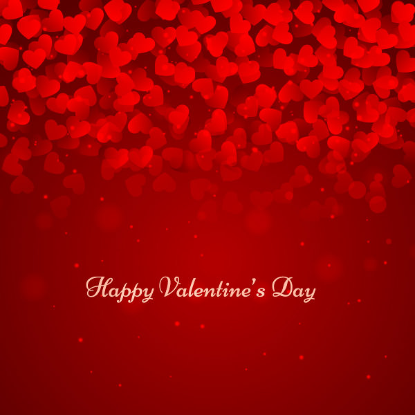 20 Free Vector Valentine's Day Backgrounds | FreeCreatives