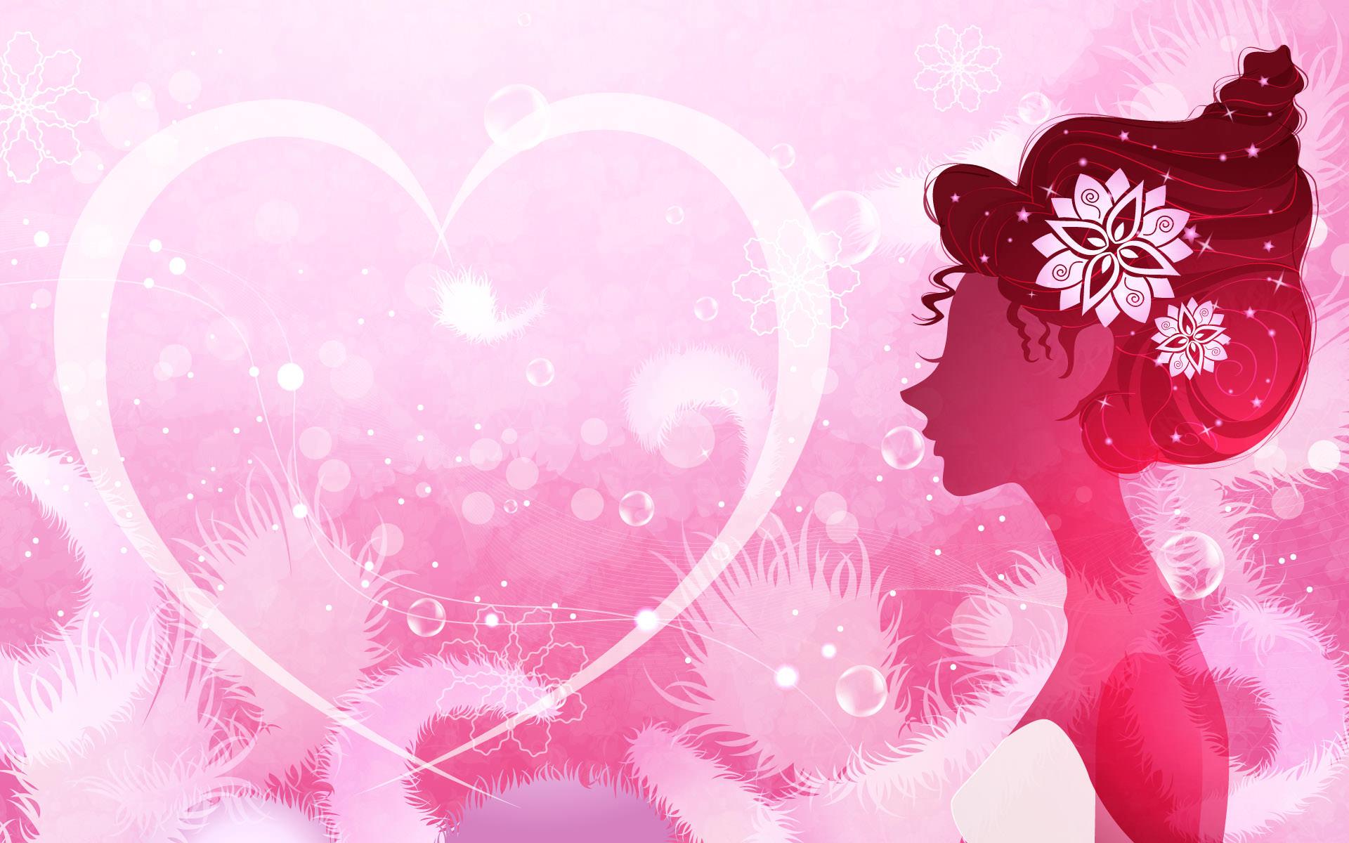 10+ Girl Backgrounds   Wallpapers   FreeCreatives