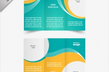 21  Free Brochure Templates   PSD  AI Illustrator Download Free Tri Fold Brochure Template