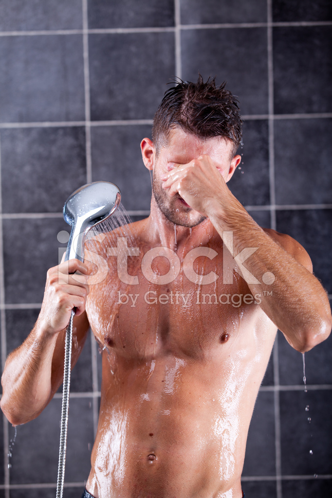 Taking Shower During Storm