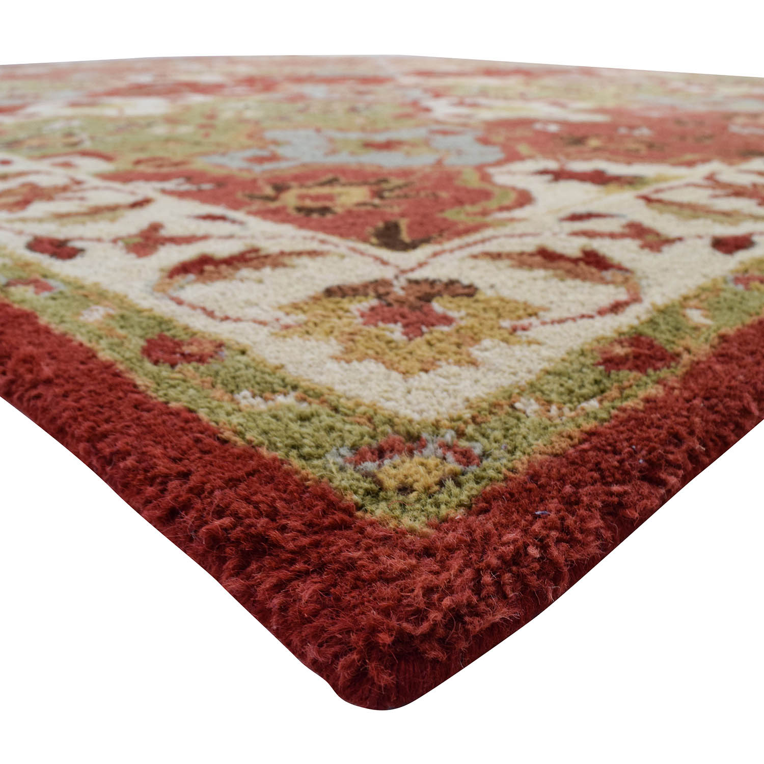 83 Off Pottery Barn Pottery Barn Persian Patterned Rug