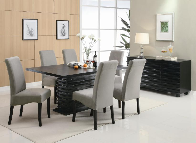 Coaster Stanton Casual Dining Room Group   Dunk   Bright Furniture     Coaster Stanton Casual Dining Room Group   Item Number  102000 Dining Room  Group 1