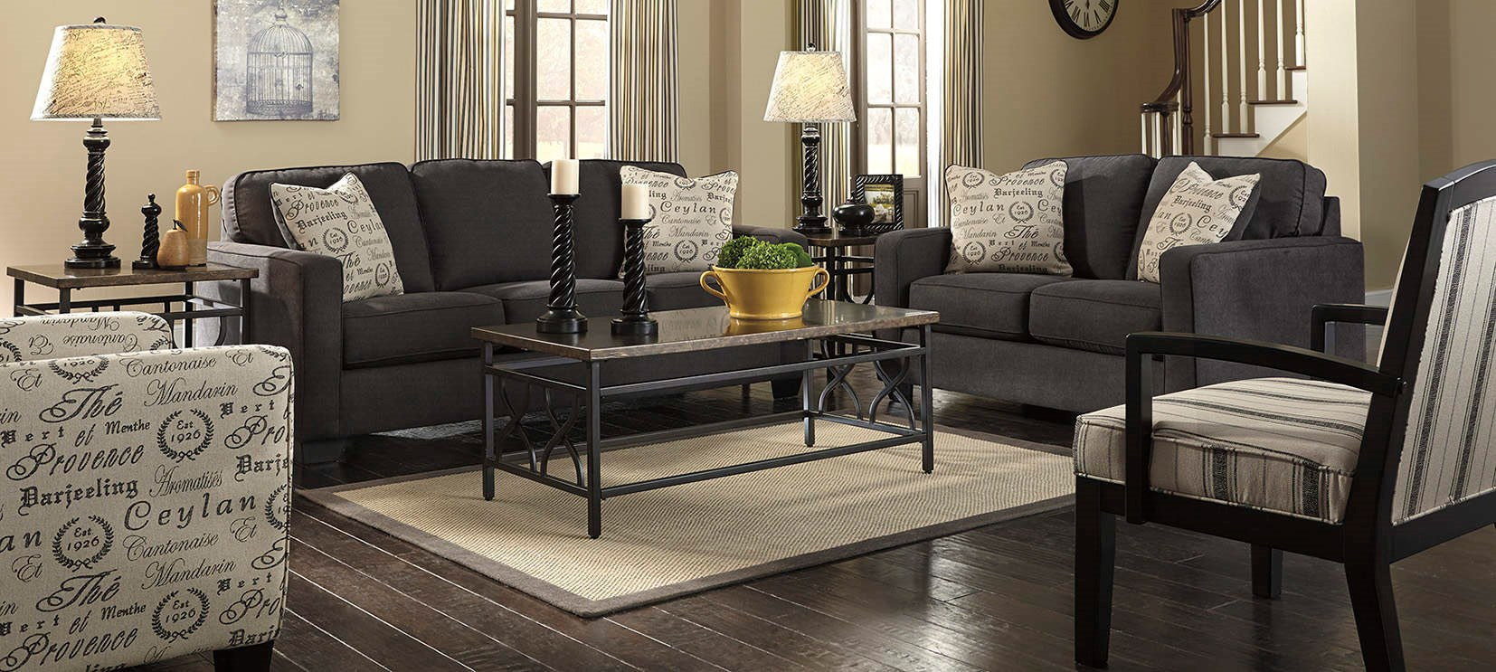 Loveseat Sofa And Living Room