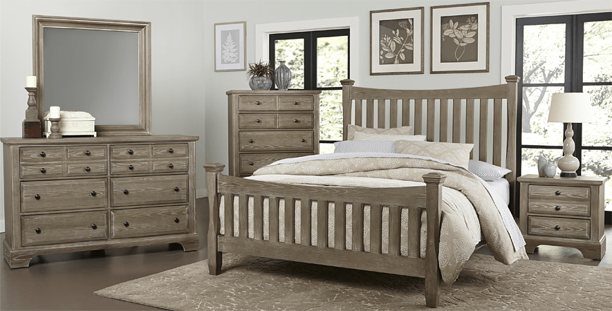Bedroom Furniture   Wayside Furniture   Akron  Cleveland  Canton     Bedroom Furniture