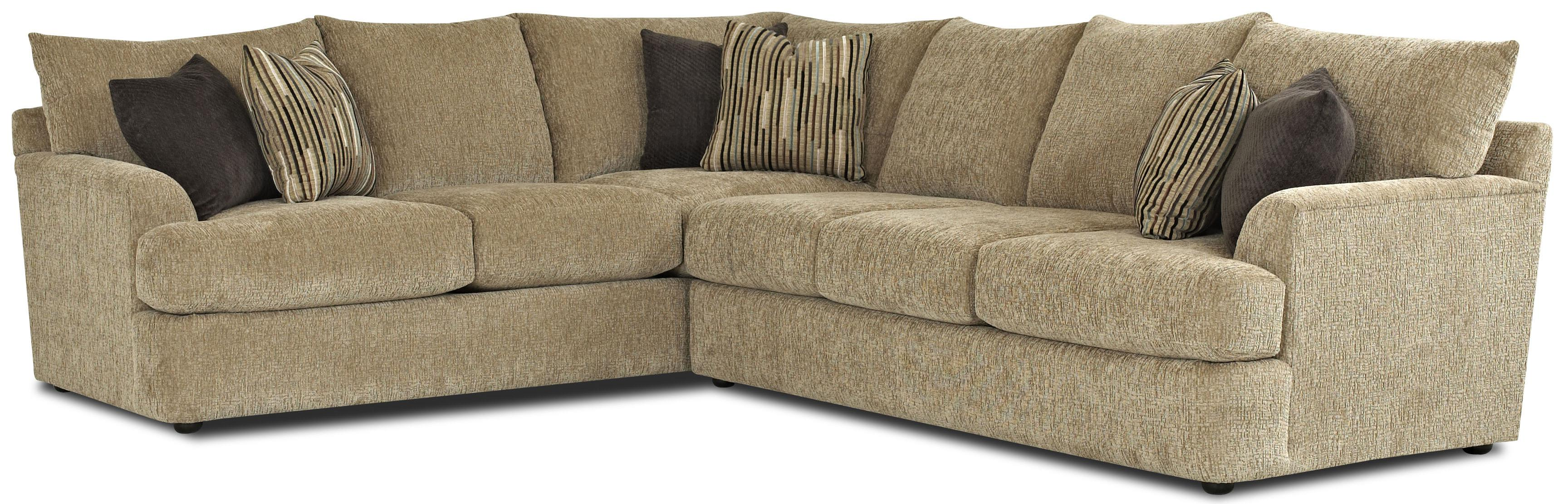 L Shaped Sleeper Sectional