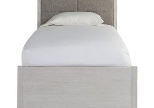 9fd940639 Smartstuff Modern Spirit Contemporary Full Size Trundle Bed With  Contemporary Full Size Bed With Upholstered Headboard