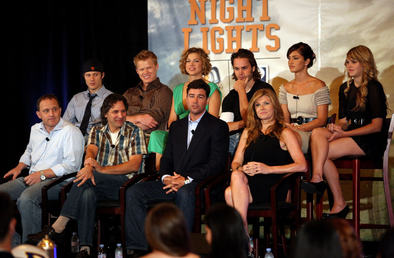 Full Cast Friday Night Lights