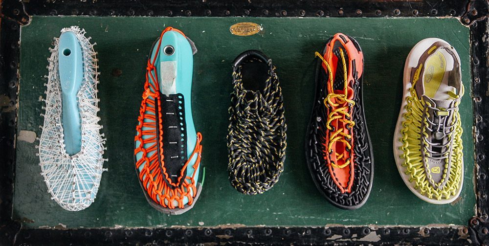 Keen Footwear Unique