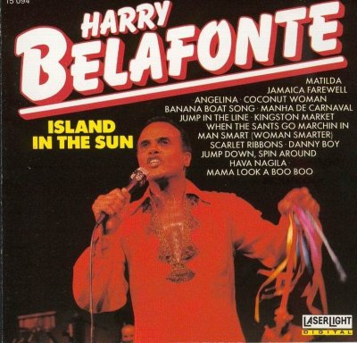 Harry Belafonte - Island in the Sun Lyrics and Tracklist ...