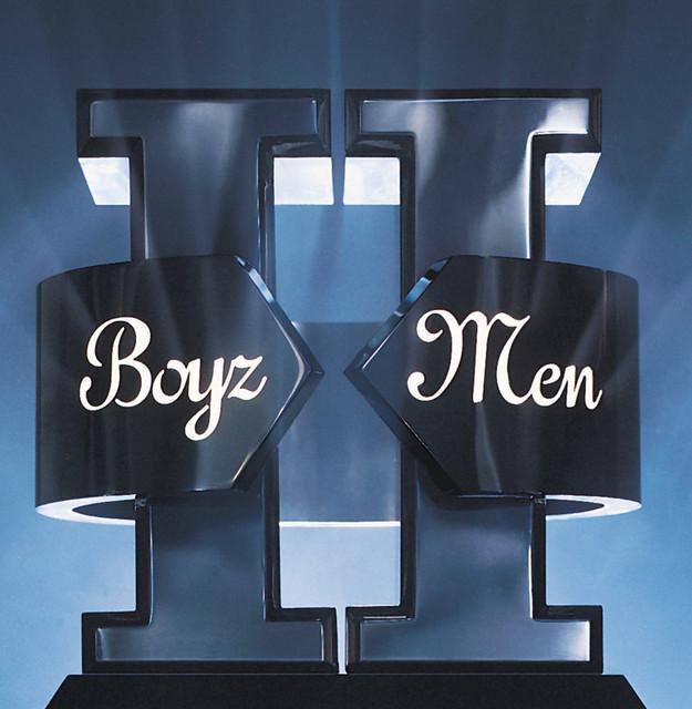 Nathan Morris Boyz Men